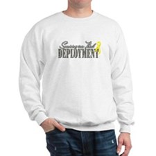 Surviving Our Third Deploymen Sweatshirt