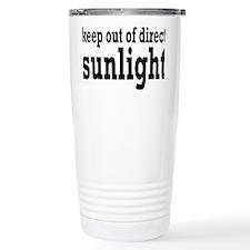sunlightrectangle Travel Mug