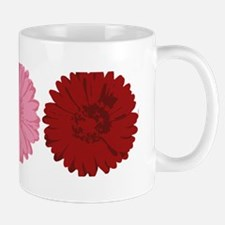 Pop Art Daisies Mug
