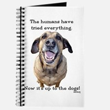 Up to the Dogs Journal