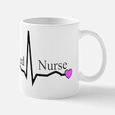 Retired Nurse QRS Mug