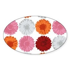 Pop Art Daisies Decal
