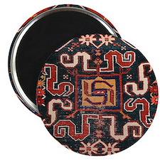 Cloudband Rug Medallion Magnet