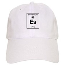 Einsteinium Baseball Cap