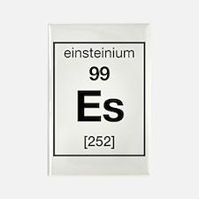 Einsteinium Rectangle Magnet