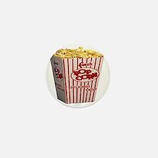 popcorn Mini Button