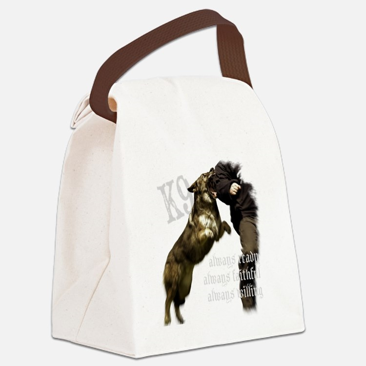 K9 Always ready Canvas Lunch Bag