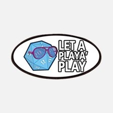 D20 Playa Patches