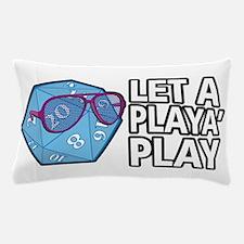 D20 Playa Pillow Case