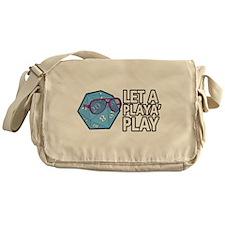 D20 Playa Messenger Bag