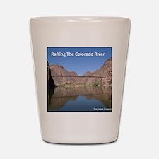 Kaibab Suspension Bridge Shot Glass
