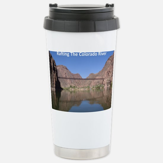 Kaibab Suspension Bridg Stainless Steel Travel Mug