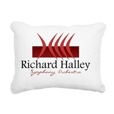 Richard Halley Symphony Rectangular Canvas Pillow