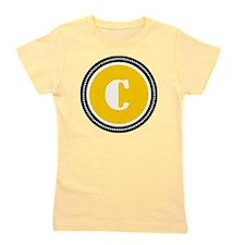 Yellow Girl's Tee