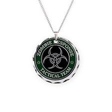 Zombies! (ZRTT Green/White) Necklace