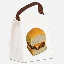 slider Canvas Lunch Bag