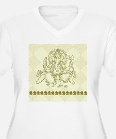 Golden Ganesh T-Shirt
