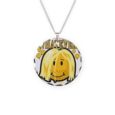 Whatever smiley Necklace