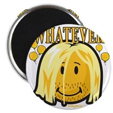 Whatever smiley Magnet