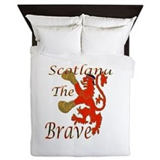 Scotland the Brave Boxing Queen Duvet