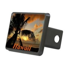 Sunset North Shore Oahu Hitch Cover