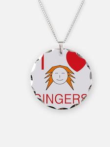 ginger love Necklace