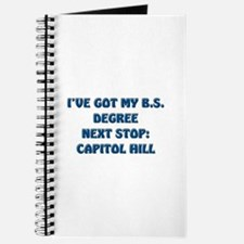B.S. degree politician Journal