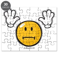 fright smiley Puzzle