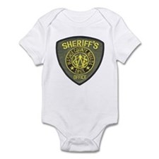 Washoe County Sheriff Infant Bodysuit