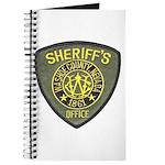 Washoe County Sheriff Journal