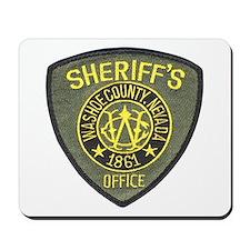 Washoe County Sheriff Mousepad