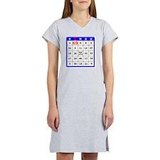 I 69 Bingo Women's Nightshirt