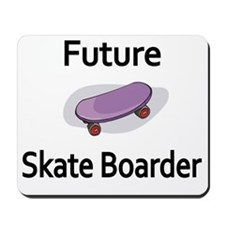Future Skate Boarder Mousepad