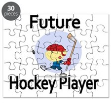 Future Hockey Player Puzzle