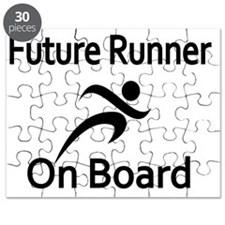 Future Runner on Board Puzzle