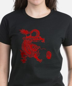 Asian Dragon Tee