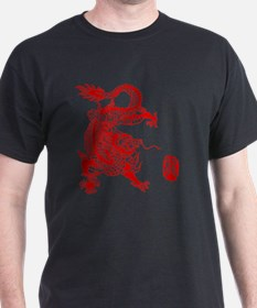 Asian Dragon T-Shirt