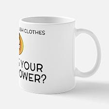 I can see through clothes Mug