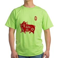 Asian Pig T-Shirt