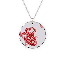 Asian Monkey Necklace