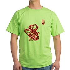 Asian Monkey T-Shirt