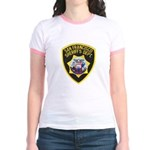 San Francisco Sheriff Jr. Ringer T-Shirt