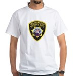 San Francisco Sheriff White T-Shirt