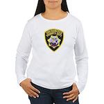 San Francisco Sheriff Women's Long Sleeve T-Shirt