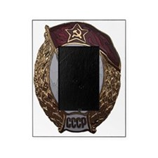 Soviet Military School Picture Frame