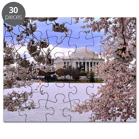 TJ Memorial 3 9X12 Puzzle