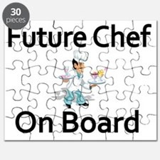 Future Chef on Board Puzzle
