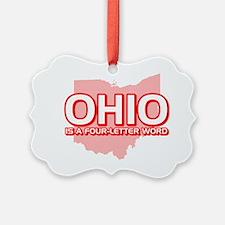 Ohio Ornament