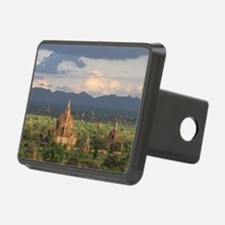 Bagan city of pagodas 1 Hitch Cover