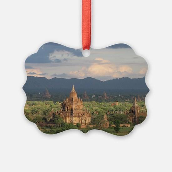 Bagan city of pagodas 1 Ornament
